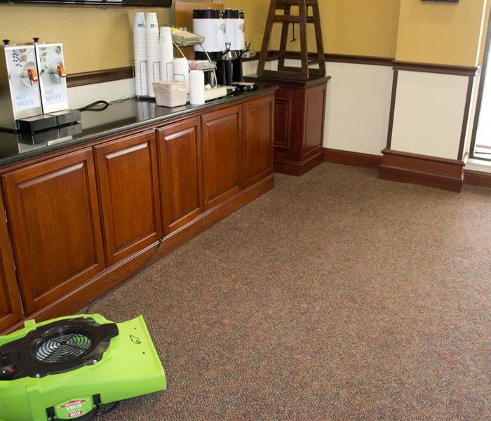 Commerical Carpet Cleaning After