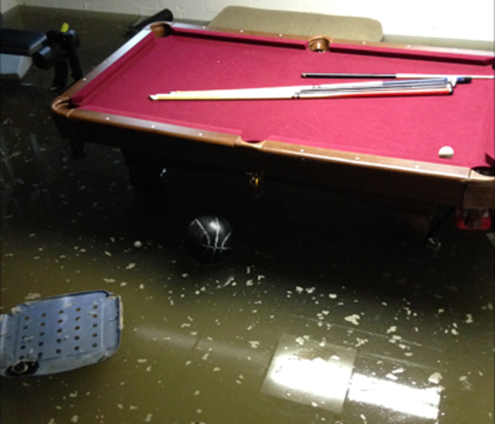 Water Damage Dearborn's Frequent Flooding Issue