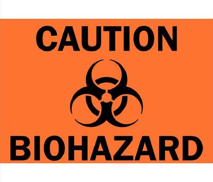 Biohazard Biohazard Cleaning