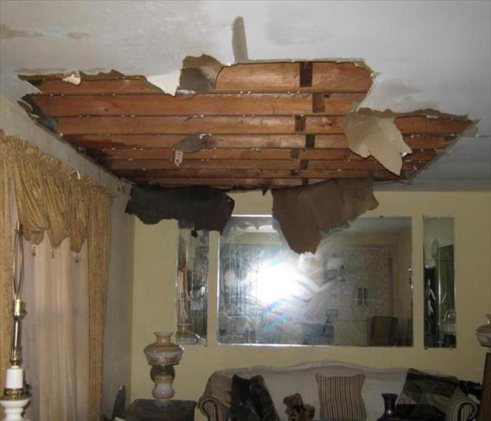 Water Damage Faster to your Dearborn and Dearborn Heights Water Damage Event
