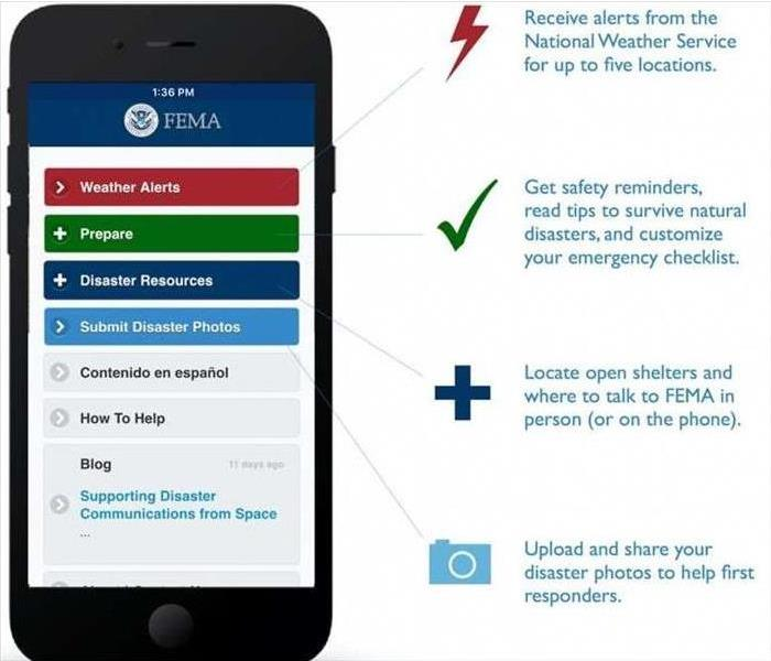 Storm Damage FEMA Mobile App
