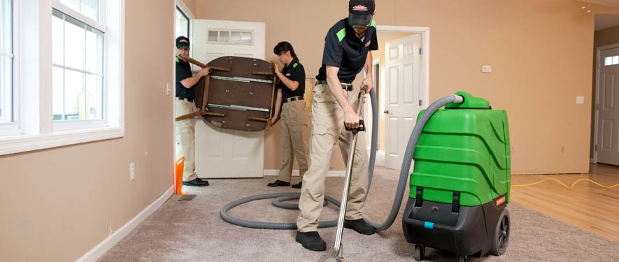 Dearborn, MI residential restoration cleaning